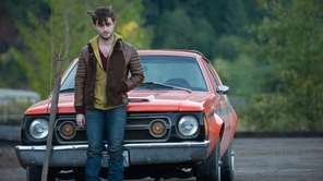 "Daniel Radcliffe in ""Horns."""