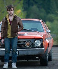 "Daniel Radcliffe in ""Horns."""