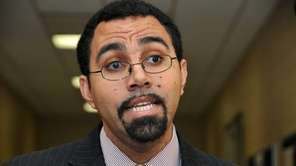 New York State Education commissioner Dr. John King