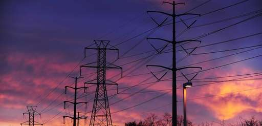 The power supply portion of electric bills will