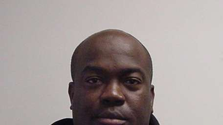Sirlentor Berry, 40, of Hempstead, was arrested and