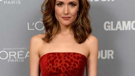 Rose Byrne attends Glamour's 23rd Women of the