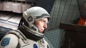 Matthew McConaughey in a scene from the film,