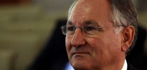 Nassau County Comptroller George Maragos seen on Oct.
