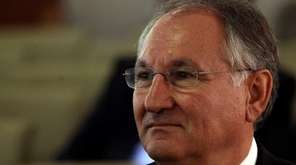Nassau County Comptroller George Maragos is seen on