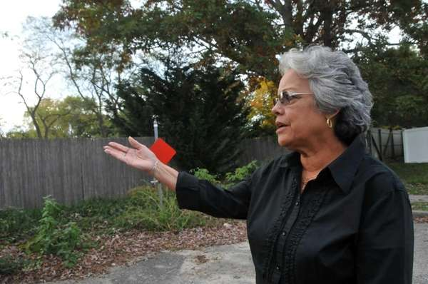 Beverly Drummond, pictured Tuesday, Oct. 28, 2014, has
