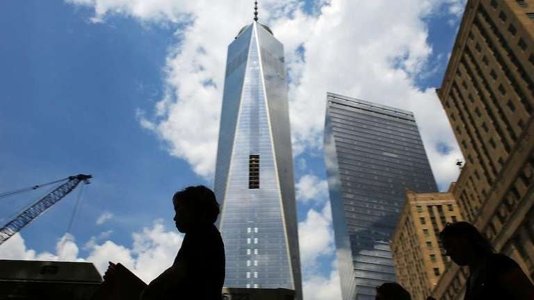 The first tenants of One World Trade Center