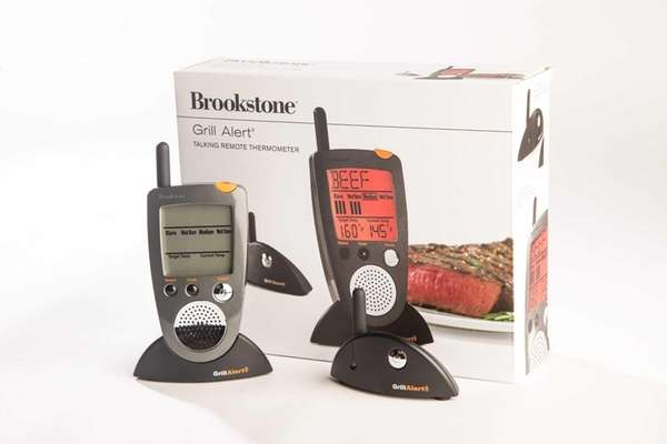 Grill Alert talking remote system; $69.99 at select