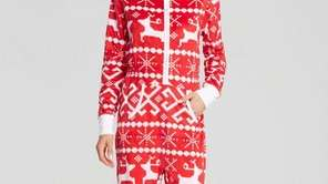 These onesie pajamas are perfect for everyone on