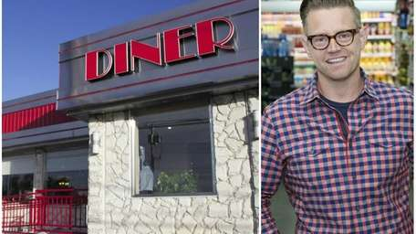 The newly renovated Farmingdale Diner, and