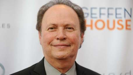 Actor Billy Crystal and his wife, Janice, have