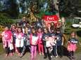 First-grade students from Rolling Hills Primary School in