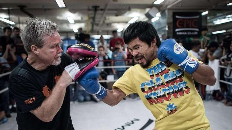 <a href='http://www.newsday.com/sports/boxing/manny-pacquiao-s-trainer-disrespects-huntington-s-chris-algieri-1.9540301'>Freddie says</a>
