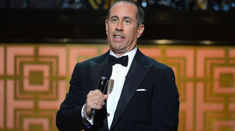 Catch Jerry Seinfeld at NRDC's Night of Comedy