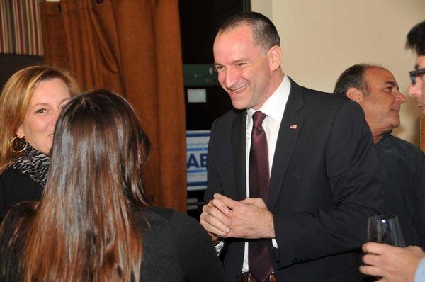 Adam Haber, Democratic candidate for New York State