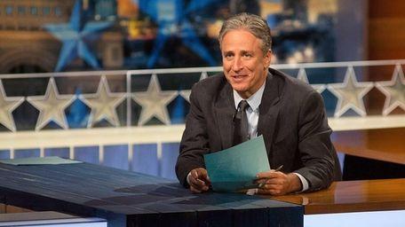 Jon Stewart has hosted