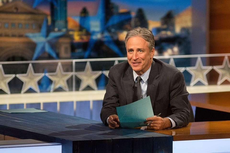 Jon Stewart hosted