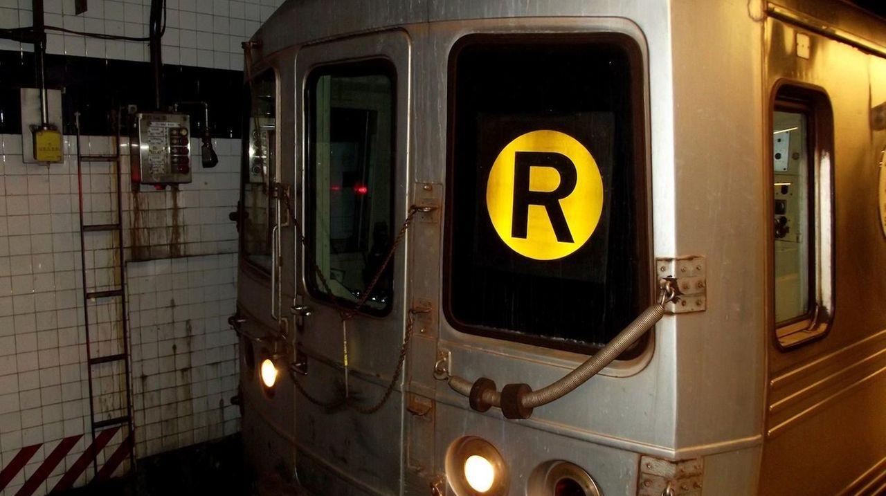 The R train.