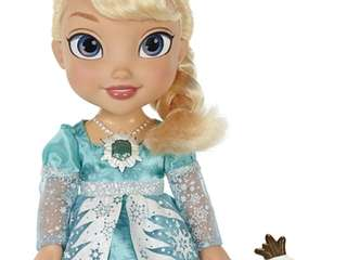 """""""Frozen"""" fans can experience the magic of their"""