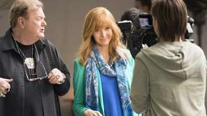 "Robert Michael Morris and Lisa Kudrow in ""The"