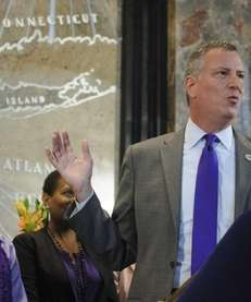 Mayor Bill de Blasio insisted Wednesday that he