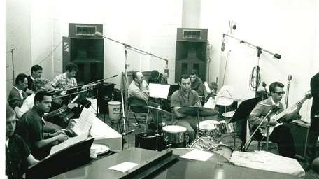 The Wrecking Crew, a legendary group of studio
