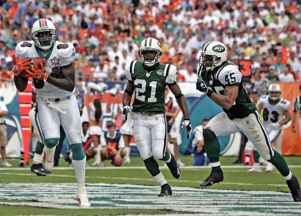 The Jets went 4-12 in 2005, Herm Edwards'