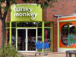Funky Monkey in Greenvale