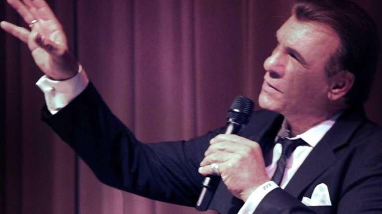 Actor-singer Robert Davi is from Dix Hills. He