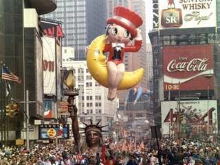 Macy's Thanksgiving Day Parade 1987