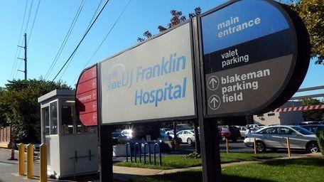 Franklin Hospital in Valley Stream on Sept. 25,