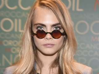Some believe that supermodel Cara Delevingne, 22, whose