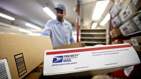 Postal Service employees were targeted in a hacking