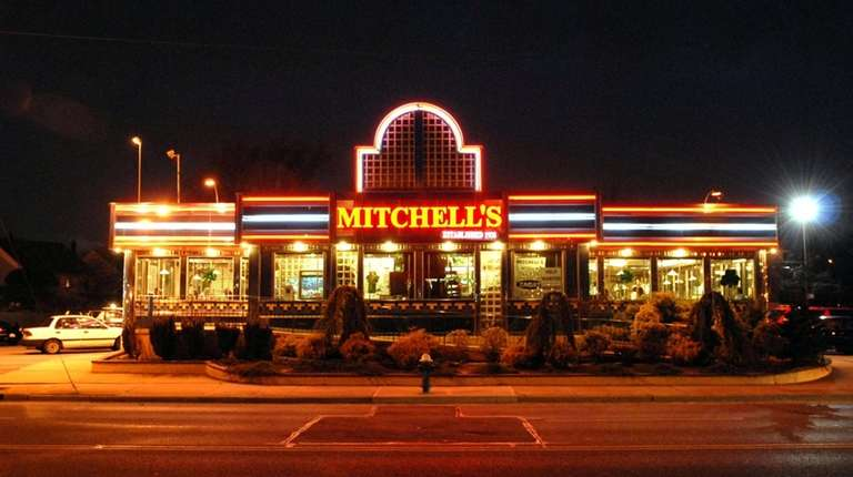 Mitchell's in Oceanside, known for its ice cream,