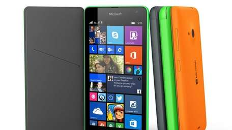 The new Lumia 535 smartphone will not carry