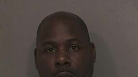 Christopher Thomas, 46, Roosevelt, was arrested on Monday,