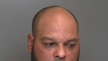 Rafael Rojas Jr., 37, of Patchogue, was arrested