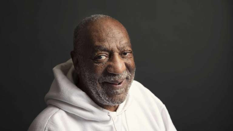 Actor-comedian Bill Cosby in New York on Nov.