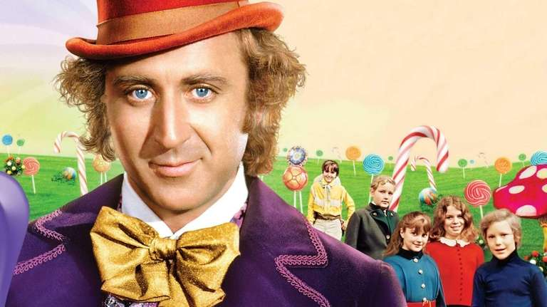 Willy Wonka and the Chocolate Factory' screening on Long