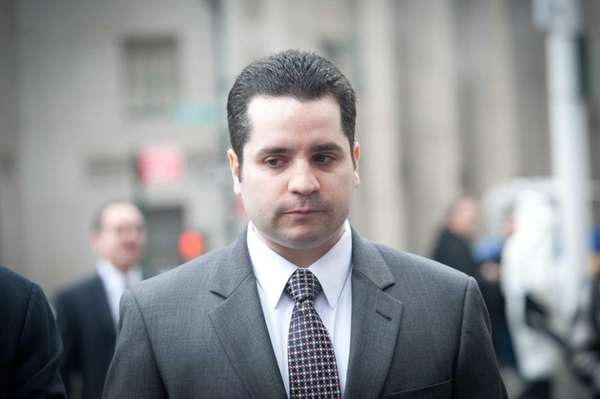 Gilberto Valle, 30, the former NYPD officer and