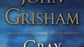"""Gray Mountain"" by John Grisham (Doubleday, October 2014)."