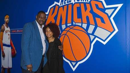 Former Knick and Net Micheal Ray Richardson.