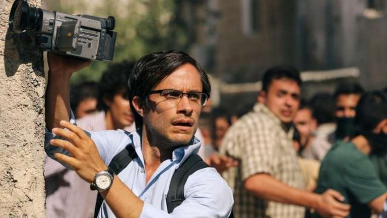 Gael Garcia Bernal in a scene from the