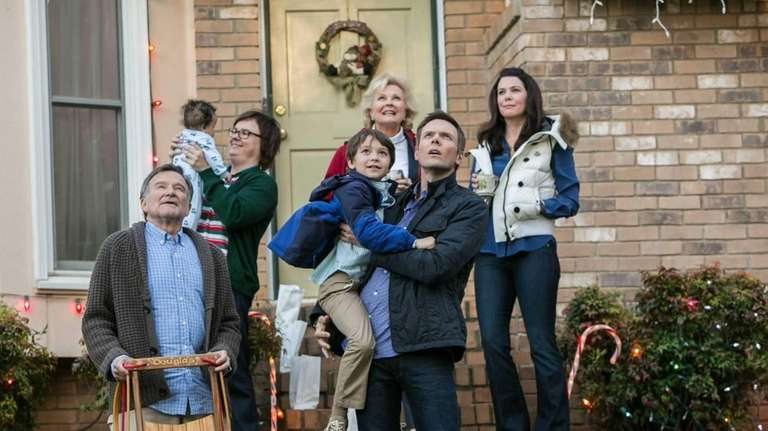 Lauren Graham Family