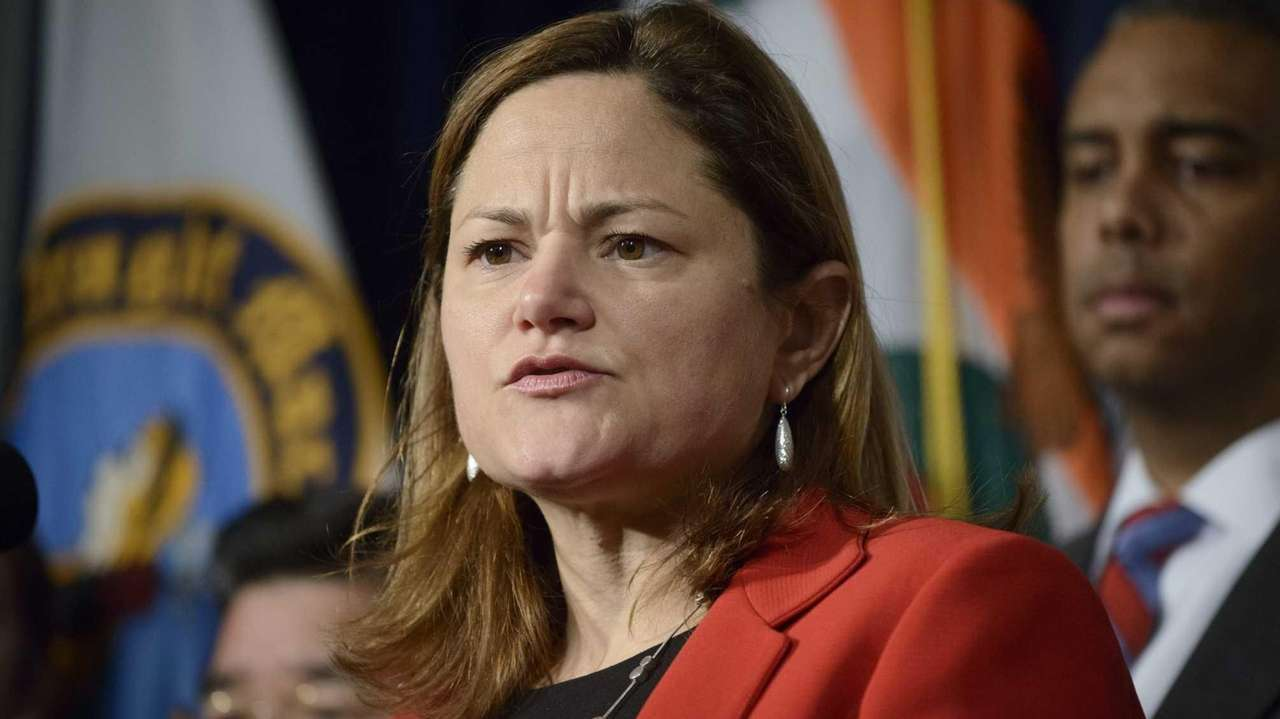 New York City Council Speaker Melissa Mark-Viverito is