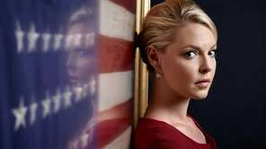 Katherine Heigl stars as a CIA analyst in