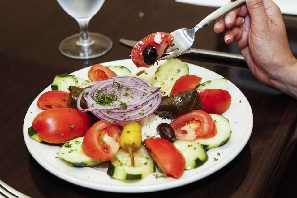 Alexandros, Mount Sinai: Greek cuisine, with its seafood