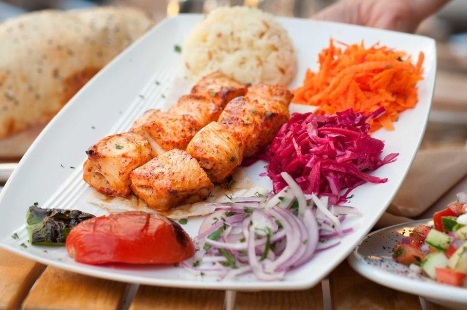 Bosphorus Cafe Grill, Port Washington: A highlight at