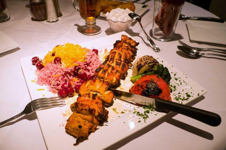 Azerbaijan Grill, Westbury: A gem of a restaurant,