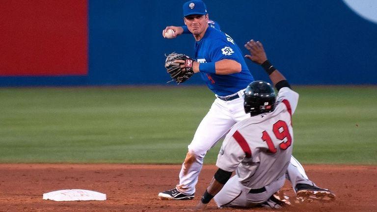 Mets prospect Matt Reynolds.